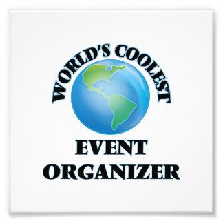 World's coolest Event Organizer Photo Print