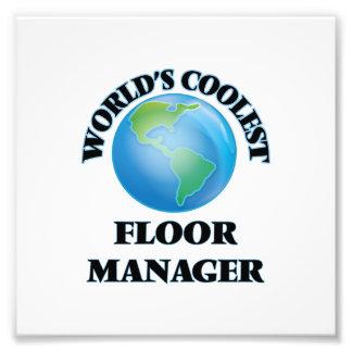 World's coolest Floor Manager Art Photo