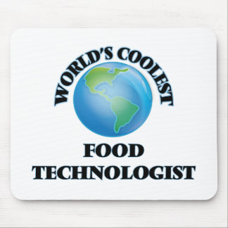 World's coolest Food Technologist Mouse Pads
