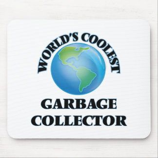 World's coolest Garbage Collector Mousepad