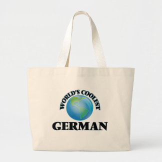 World's Coolest German Tote Bag