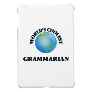 World's coolest Grammarian iPad Mini Cases