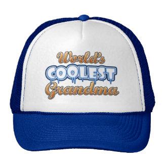 World's Coolest Grandma Mesh Hat