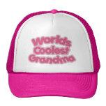 Worlds Coolest Grandma Hat