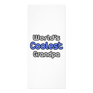 World's Coolest Grandpa Custom Rack Cards