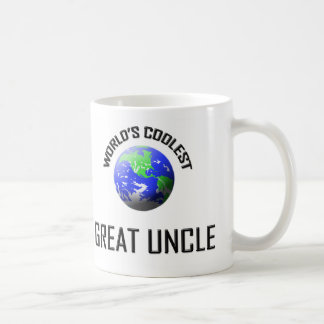 World's Coolest Great Uncle Coffee Mug