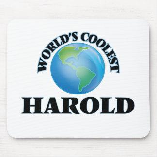 World's Coolest Harold Mousepads