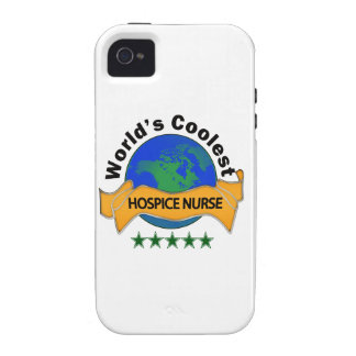 World's Coolest Hospice Nurse Case-Mate iPhone 4 Case