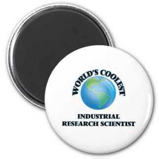 World's coolest Industrial Research Scientist Fridge Magnets