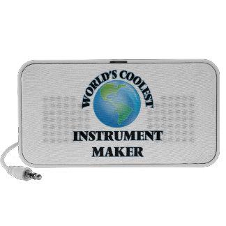 World's coolest Instrument Maker Portable Speaker