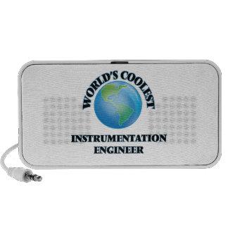 World's coolest Instrumentation Engineer Mp3 Speaker
