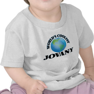 World's Coolest Jovany T-shirts