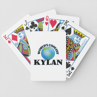 World's Coolest Kylan Bicycle Playing Cards