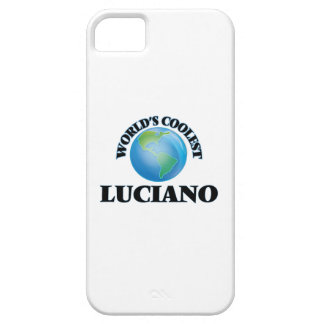 World's Coolest Luciano Barely There iPhone 5 Case