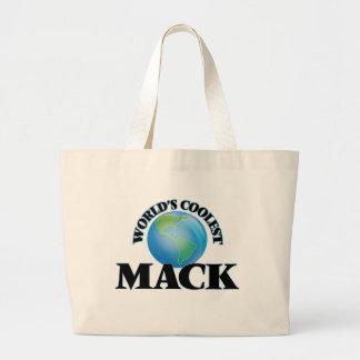 World's Coolest Mack Canvas Bag