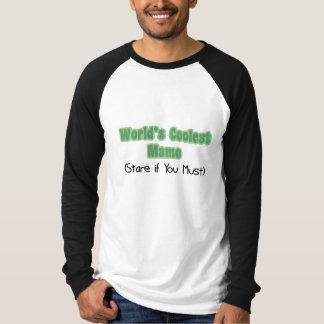 World's Coolest Mamo Tshirt
