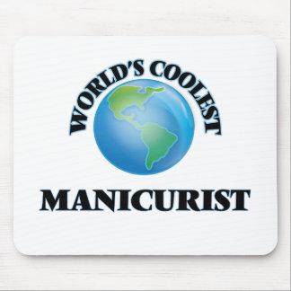 World's coolest Manicurist Mouse Pad