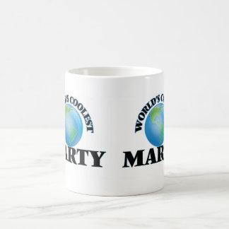 World's Coolest Marty Mugs