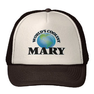 World's Coolest Mary Trucker Hat