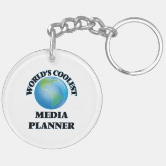 World's coolest Media Planner Keychains