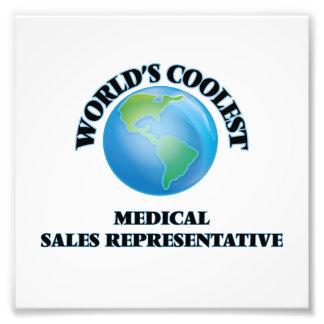 World's coolest Medical Sales Representative Photo Art