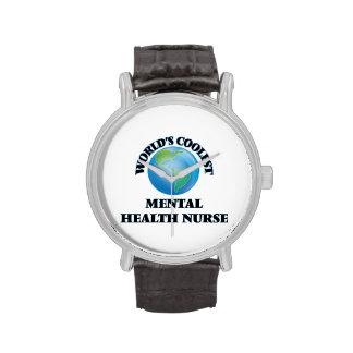 World's coolest Mental Health Nurse Wristwatches