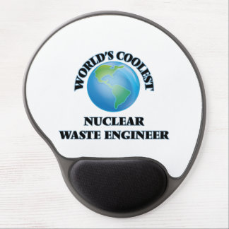 World's coolest Nuclear Waste Engineer Gel Mouse Pads