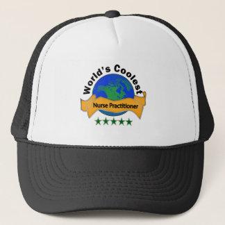 World's Coolest Nurse Practitioner Trucker Hat