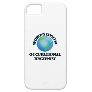 World's coolest Occupational Hygienist iPhone 5 Cover