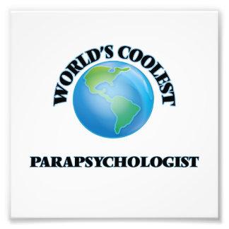 World's coolest Parapsychologist Photo Print