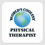 World's coolest Physical Therapist
