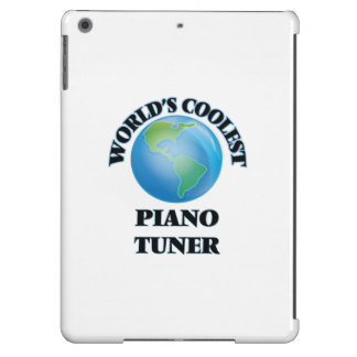World's coolest Piano Tuner iPad Air Cases