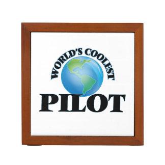 World's coolest Pilot Desk Organisers
