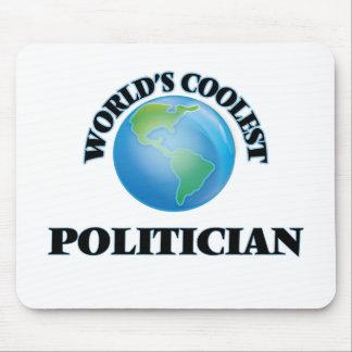 World's coolest Politician Mouse Pads