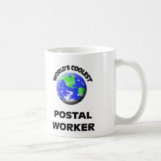 World's Coolest Postal Worker Mug