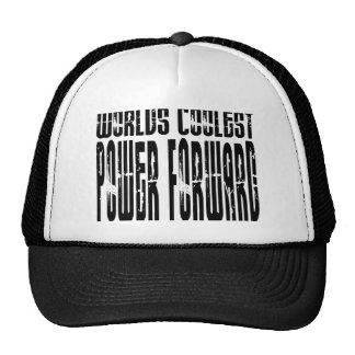 Worlds Coolest Power Forward Cap