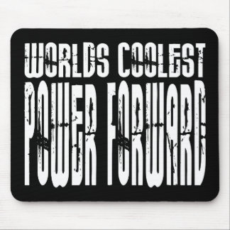 Worlds Coolest Power Forward Mouse Pad