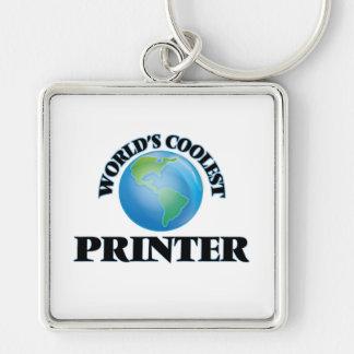 World's coolest Printer Key Chain