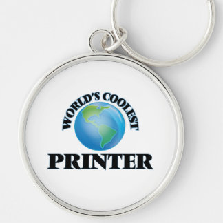 World's coolest Printer Key Chains