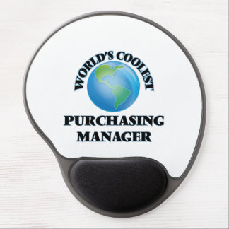 World's coolest Purchasing Manager Gel Mouse Pad