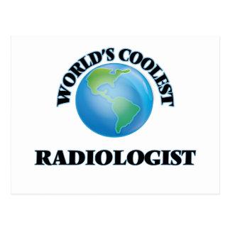 World's coolest Radiologist Postcards