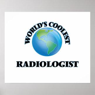 World's coolest Radiologist Poster