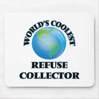 World's coolest Refuse Collector Mouse Pad
