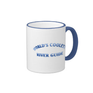 World's coolest River Guide Coffee Mugs