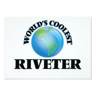 World's coolest Riveter Custom Announcements