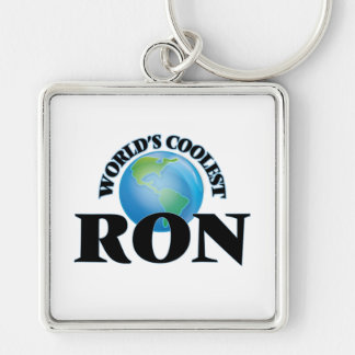 World's Coolest Ron Key Chains