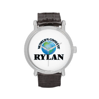 World's Coolest Rylan Wrist Watches