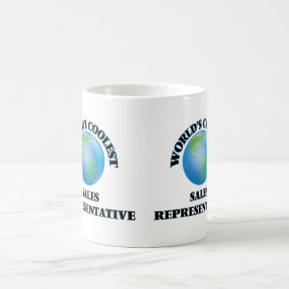 World's coolest Sales Representative Coffee Mug