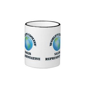 World's coolest Sales Representative Coffee Mugs