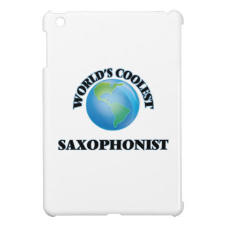 World's coolest Saxophonist Case For The iPad Mini